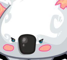 Flying Koala Sticker