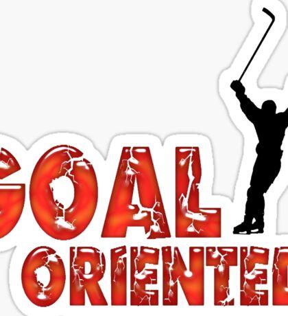 Goal Oriented Sticker