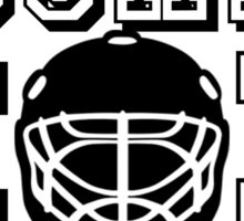Hockey Mom Sticker