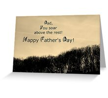 Happy Father's Day 1 Greeting Card