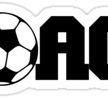 Soccer Coach  Sticker
