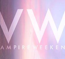 Vampire Weekend // Pastel by rebeccaaasmith