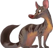 Owston's Civet by HenriekeG