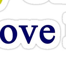 My Other Love Is Venezuela  Sticker