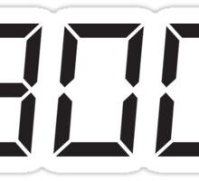 58008 = 80085 Sticker