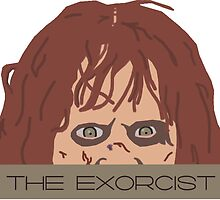 Linda Blair, The Exorcist by Maggie Smith