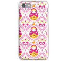 babooshka doll iPhone Case/Skin