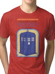 Come Along on an Adventure Tri-blend T-Shirt