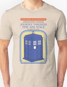 Come Along on an Adventure Unisex T-Shirt