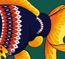 Goldfish John Watson Sticker