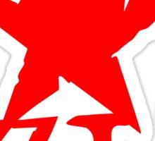 EZLN Red Star Sticker