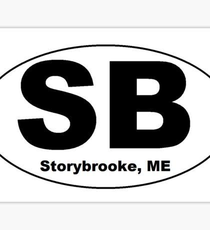 SB - Storybrooke, ME Sticker