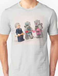 The Docter and the Cybermen  T-Shirt