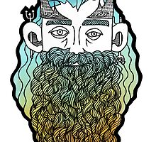 Poseidon by kopfabhase