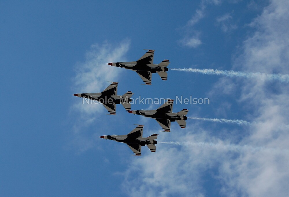 4 Formation by Nicole  Markmann Nelson