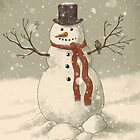 Snowman  by Terry  Fan