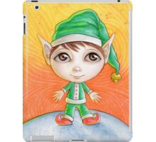 Holiday Elf iPad Case/Skin