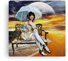PARASOL UTOPIA Canvas Print