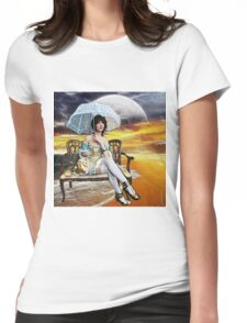 PARASOL UTOPIA Womens Fitted T-Shirt