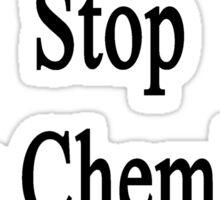 Cancer Won't Stop This Chemistry Teacher  Sticker