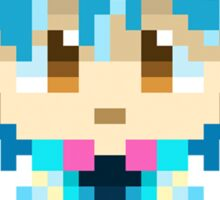 Aoba Pixels Sticker Sticker