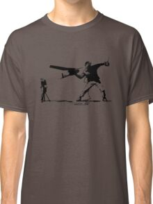 Yank and Banksy Classic T-Shirt
