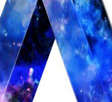 Triangle paradox Sticker