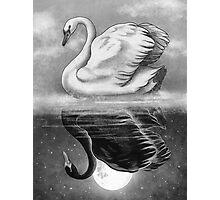 Dark Mirror  Photographic Print