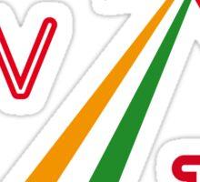 COTE D'IVOIRE STAR Sticker