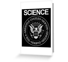 Science Rocks Greeting Card