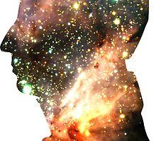Colorful Celestial Stars | Messier Headula by SirDouglasFresh