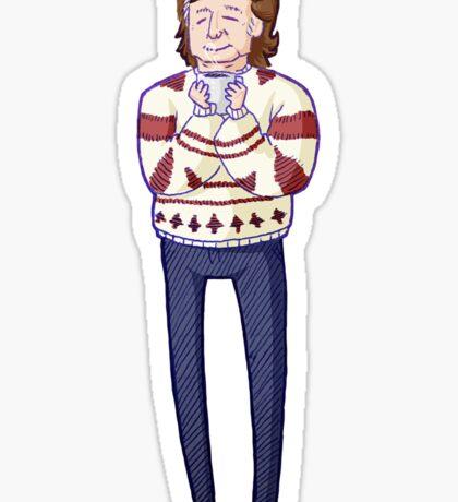 Holiday Sweater McCartney Sticker