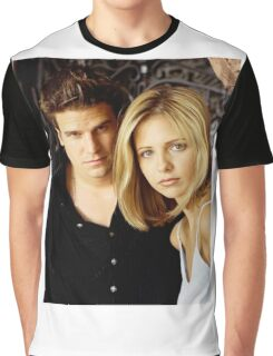 buffyxangel Graphic T-Shirt