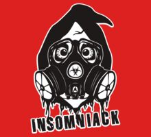 Insomniack Gas Mask by InsomniACK