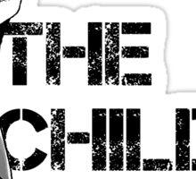 The Child Solider Sticker