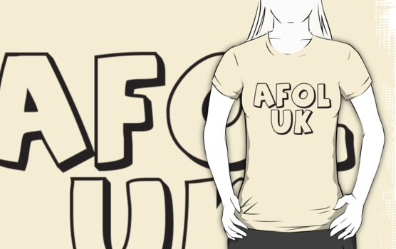 AFOL UK United Kingdom by Customize My Minifig by ChilleeW