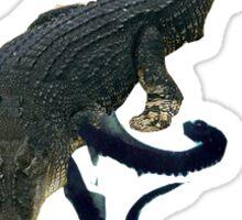 Crococtopus Sticker