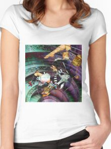 ALICE'S FALL Women's Fitted Scoop T-Shirt