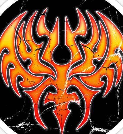 Phoenix Reborn Sticker Sticker