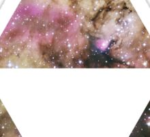 Triforce Galaxy  Sticker