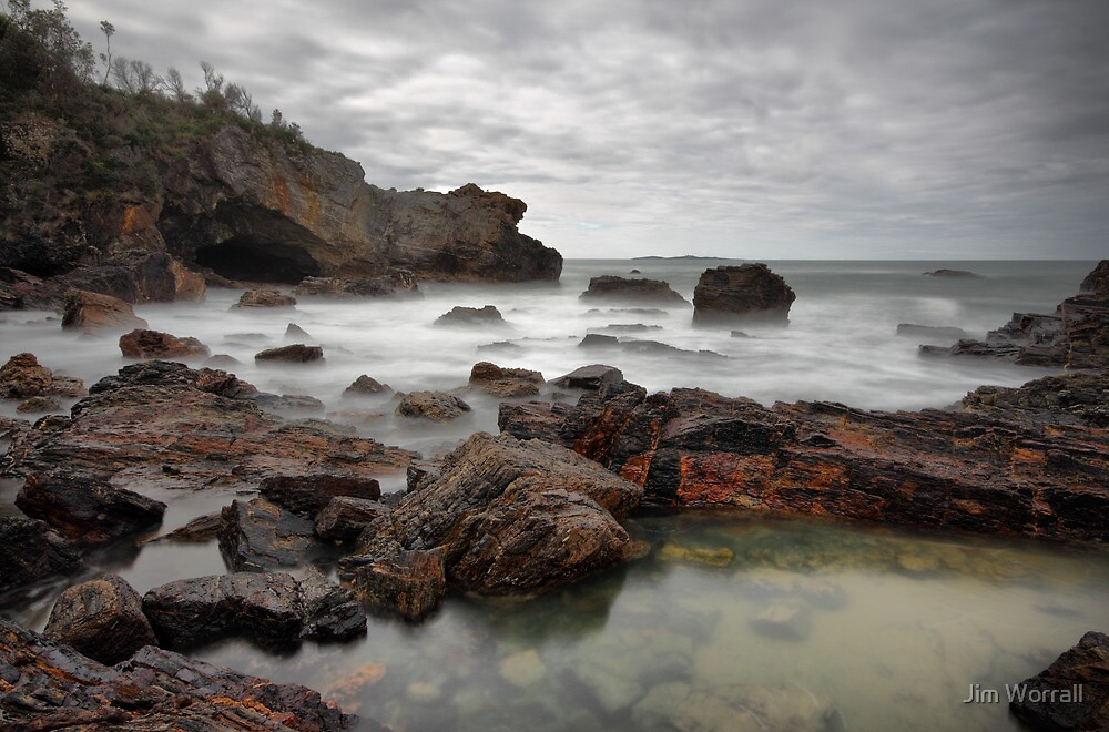Mystery Bay, NSW by Jim Worrall
