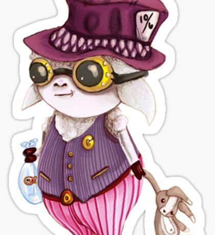 GoggleSheep - Gabe Sticker
