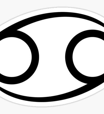 Cancer Sticker