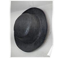 Heavy Metal Hat Poster