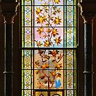 Victorian Stained Glass. by Jeanette Varcoe