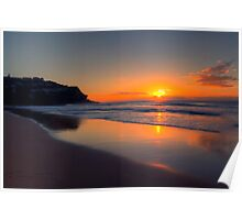 Good Morning Sunshine - Whale Beach, Sydney Australia  -  The HDR Experience Poster