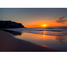 Good Morning Sunshine - Whale Beach, Sydney Australia  -  The HDR Experience Photographic Print
