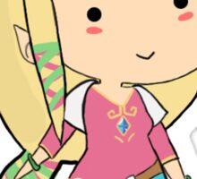 Skyloft Zelda Sticker