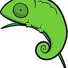 Creepies - Chameleon by Creepy Creations