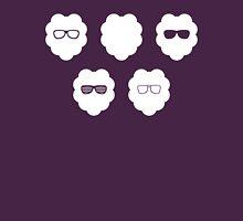 Fazackerberry Five a Day - White Unisex T-Shirt